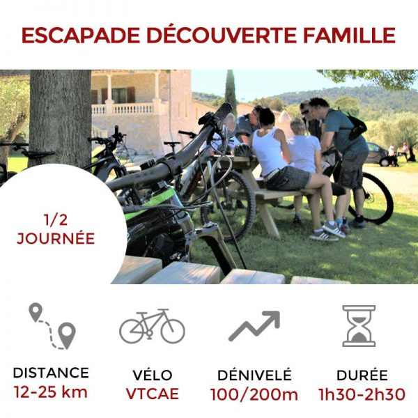 Escapade DÉCOUVERTE FAMILLE Terres de Garigues - Pic Saint Loup