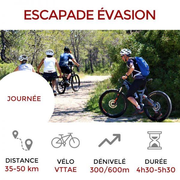 Escapade ÉVASION Terres de Garigues - Pic Saint Loup