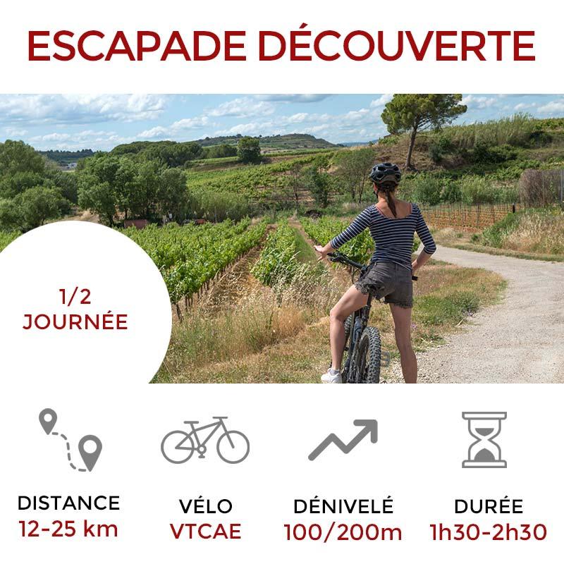 Escapade DÉCOUVERTE Les Terrasses du Larzac