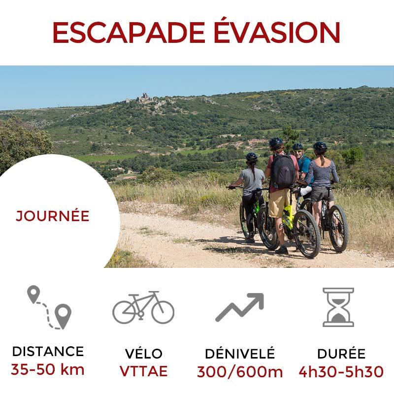 Escapade ÉVASION Les Terrasses du Larzac
